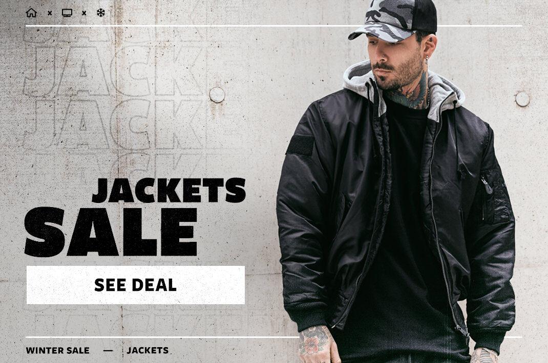 Jackets Sale