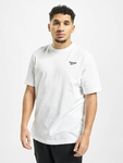 Reebok Classic F Small Vector T-Shirt White image number 2
