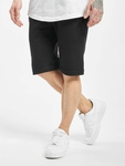 Urban Classics Light Turnup Sweat Shorts Black image number 0