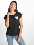 Mister Tee Fuck Off Heart T-Shirt Black image number 2
