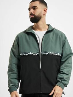 adidas Originals Slice Trefoil Transitional Jackets svart