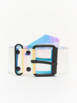 Urban Classics Hollographic Belt Belt