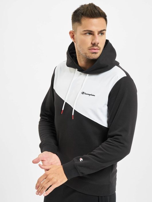 Champion Legacy Hoody Black/White image number 0