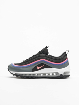 Nike Air Max 97 (GS) Running Sneakers Racer Blue/Metallic Silvern