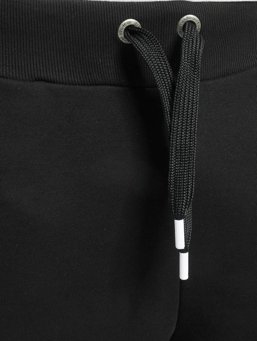 Alpha Industries Big Letters Sweat Pants Black image number 3