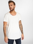Jack & Jones jjeBas Shortsleeve U-Neck Noos T-Shirt Blue Heaven image number 1