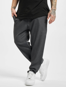 Urban Classics Comfort Cropped Sweat Pants Darkgrey