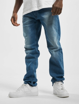 Replay Denim Grover Straight Fit Jeans blå
