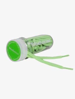 Tubelaces Pad Laces 130cm Lime (130cm green)