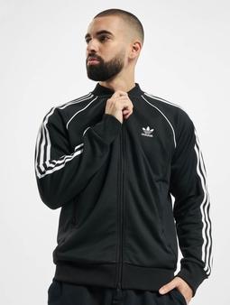 adidas Originals SST TT P Transitional Jackets svart