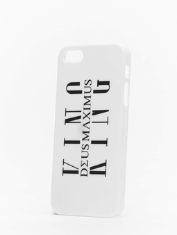 Deus Maximus Maximus iPhone Case