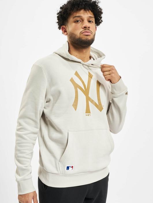 New Era MLB NY Yankees Seasonal Team Logo Hoody Stn image number 0