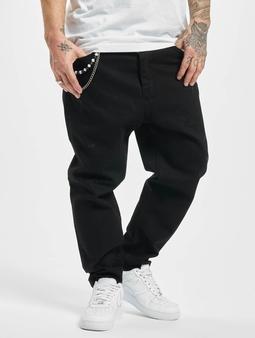 2Y Diego Slim Fit Jeans Black