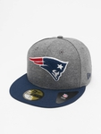 New Era NFL New England Patriots Jersey Essential 59Fifty Fitted Caps image number 0