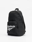 Reebok Classics Foundation Backpack Black/Black image number 1