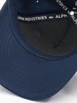 Alpha Industries Alpha Snapback Cap Rep Blue image number 2