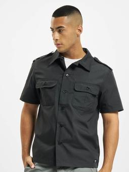 Brandit US Ripstop Skjorter svart