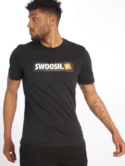 Nike Swoosh Bmpr Stkr T-Shirt White/White