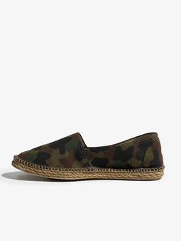 Urban Classics Canvas Slipper