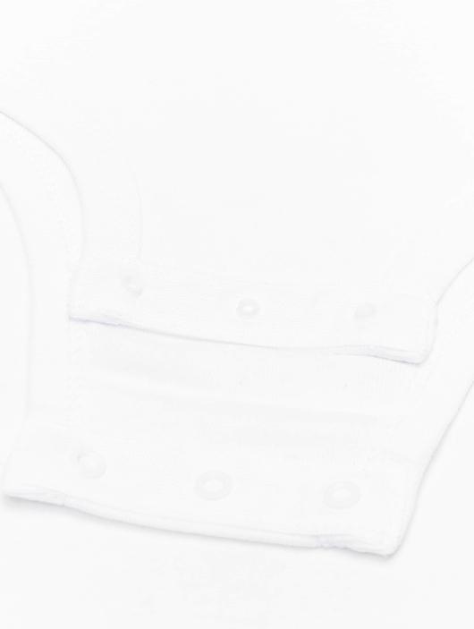 Nike Swoosh S/S Bodysuit 3 Pack White image number 7