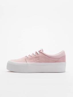 DC Trase Platform SE Sneakers Pink