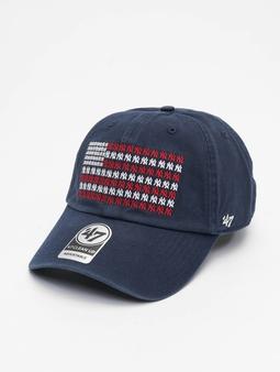 '47 New York Yankees Americana Banner Clean Up Snapback Cap