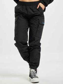 Converse Woven Cargo Jogger Pants Converse Black