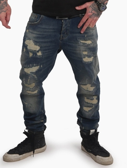 Yakuza 420 Straight Jeans Straight Fit Jeans