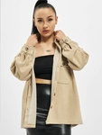Missguided Petite Soft Shacket Lightweight Jackets image number 0