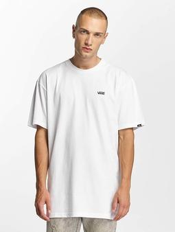 Vans Left Chest Logo T-Shirt White