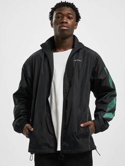 Off-White Diag Nylon Transitional Jackets svart