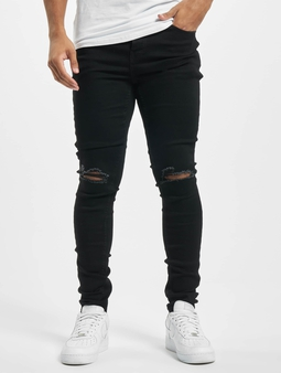 Sixth June Ripped Relaxed Denim Skinny Jeans
