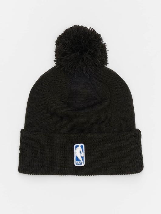 New Era NBA20 Philadelphia 76ers City Alt Knit Beanie Official Team Color/Med Blue image number 4