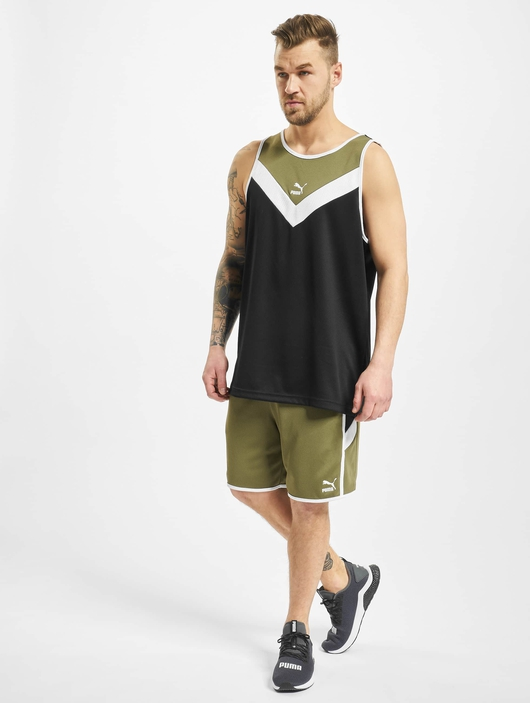 Puma Iconic MCS 8` Shorts Burnt Olive image number 5