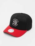Mitchell & Ness NBA Toronto Raptors 110 2 Tone Snapback Black/Red image number 0