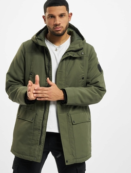 Only & Sons onsPeter Techincal Parkas grøn