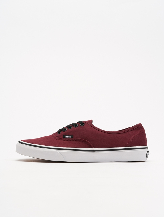 Vans Authentic Sneakers Port Royal/Black (40.5 blue) image number 0
