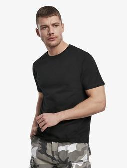 Brandit Basic Premium T-skjorter svart