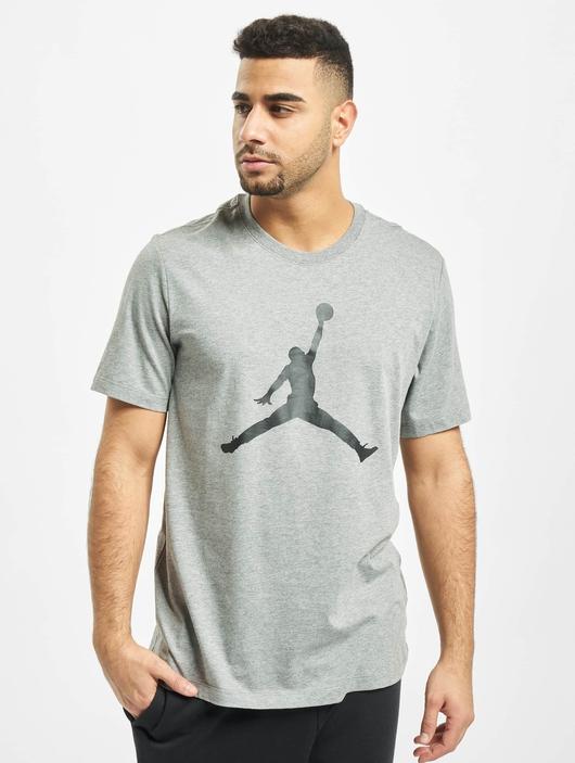 Nike Jumpman SS Crew Sweatshirt White/Black image number 2