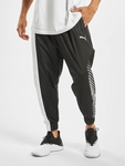 Puma Collective Woven Sweat Pants Puma Black/Puma White image number 2