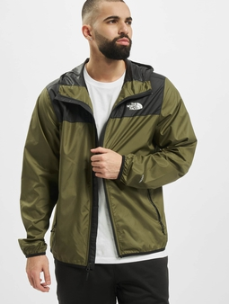 The North Face Cyclone 2 Transition Jacket Tnf Black/Burnt Olive Grn