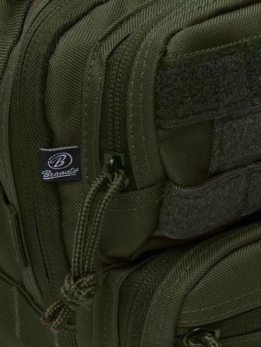 Brandit US Cooper Everydaycarry Sling Bag Olive image number 5