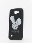 Who Shot Ya? Bunny Logo LG Case Black image number 0
