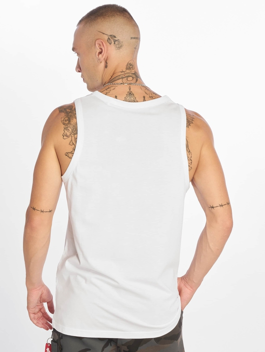 Alpha Industries Small Logo Tank Top Black image number 1