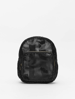 Urban Classics Lady Mesh Transparent Backpack