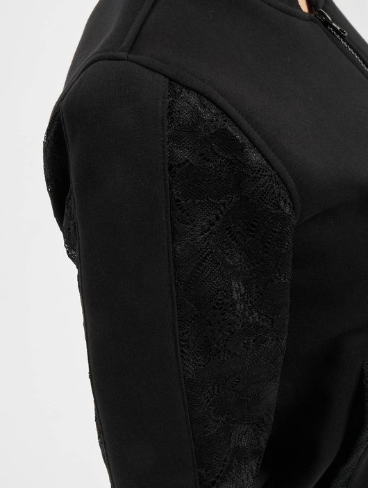 Urban Classics Ladies Lace Bomber jackets image number 5