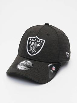 New Era Nfl Properties Las Vegas Raiders Shadow Tech 9forty Snapback Cap Black