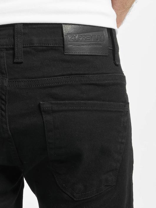 2Y Colin Slim Fit  Jeans Black image number 4