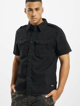 Brandit Vintage  Skjorter svart