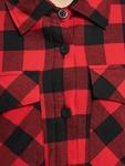 Urban Classics Ladies Flanell Padded Overshirt  Lightweight Jackets image number 3